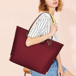 Tote Bag Water Resistant Nylon  Lightweight Bags